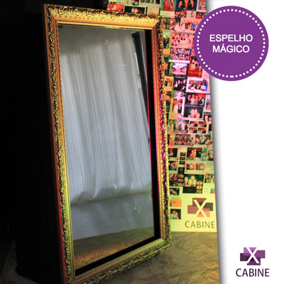 espelho magico de fotos