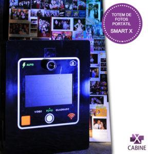 Totem de Fotos Portatil - smart x